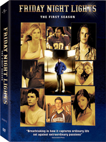 Friday Night Lights on DVD